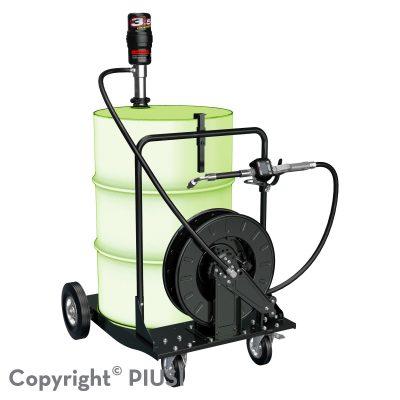 Pneumatické čerpadla na olej